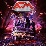 ドイツのメタル・レーベル、AFM RECORDS 25周年記念コンピレ...