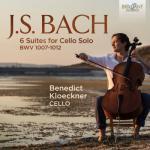 クレックナー/バッハ:無伴奏チェロ組曲+6つの委嘱新作(3CD)