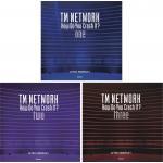 TM NETWORK 無観客ライブの模様を収めたライブ写真集が全3冊で...