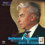 カラヤン&BPO/ベートーヴェン:交響曲全集 普門館ライヴ、SACDシ...