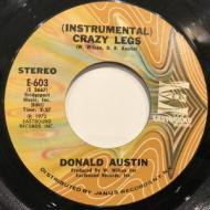 【中古:盤質B】 Crazy Legs / Nanzee