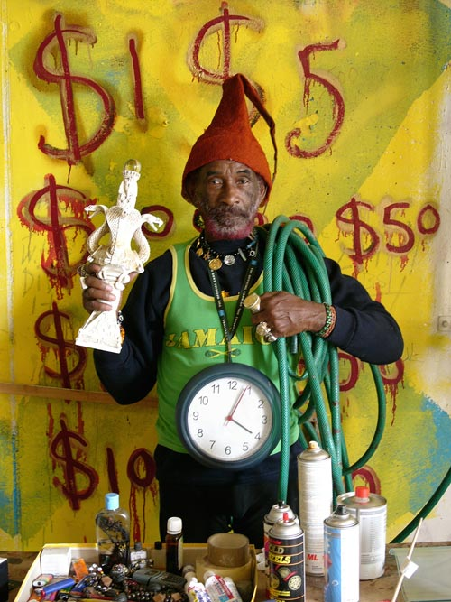 Lee Perry (Lee Scratch Perry)