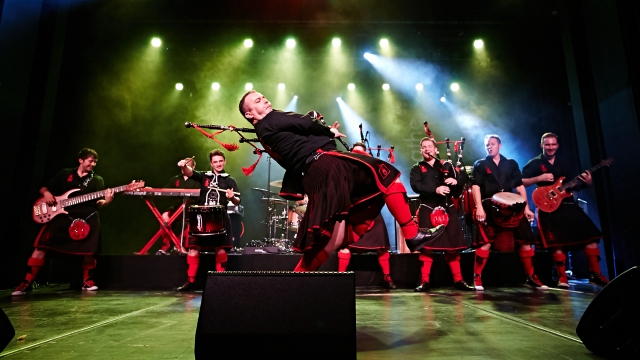 Red Hot Chilli Pipers(レッド・ホット・チリ・パイパーズ)