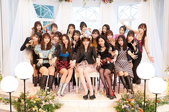 NMB48(エヌエムビーフォーティーエイト)