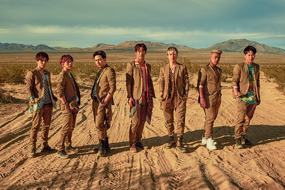 Sandaime J SOUL BROTHERS from EXILE TRIBE