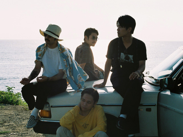 Yogee New Waves「CAN YOU FEEL IT TOUR」