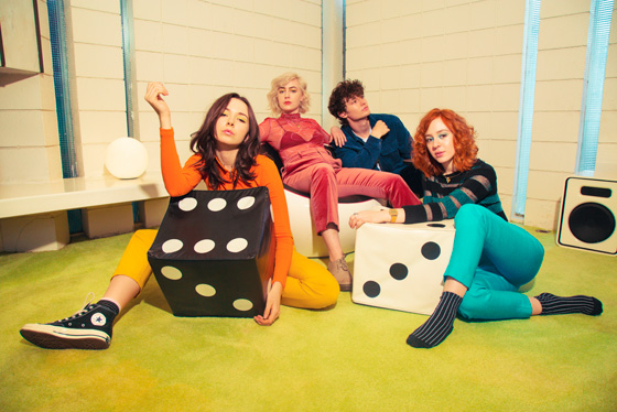 The Regrettes(リグレッツ)