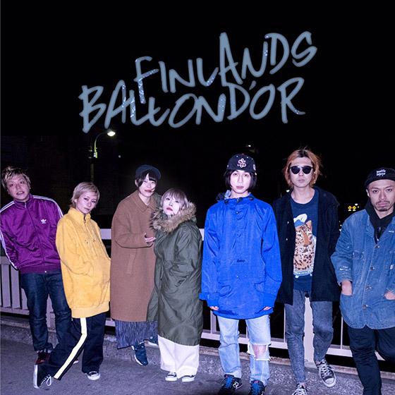 BALLOND'OR × FINLANDS