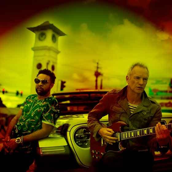 Sting / Shaggy