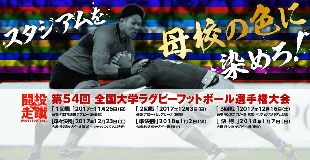第53回全国大学ラグビーフットボール選手権大会