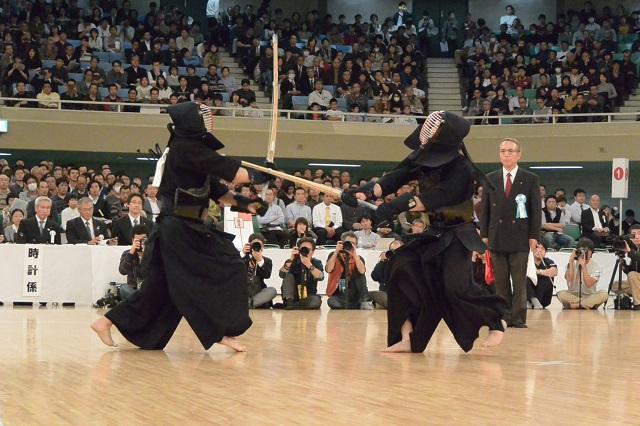 第65回 全日本剣道選手権大会|...