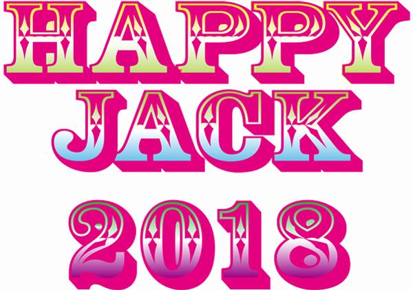 HAPPY JACK 2018