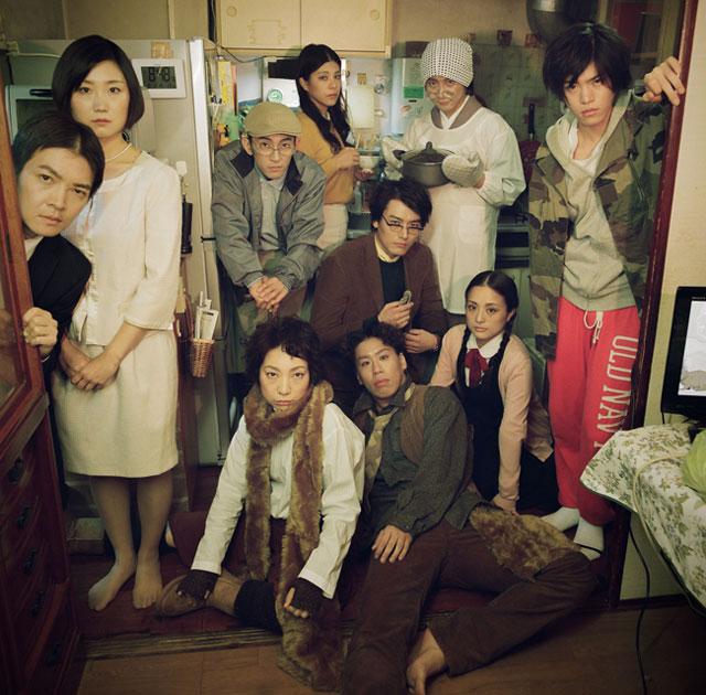 OFFICE SHIKA REBORN CHOBI MEETS「パレード旅団」