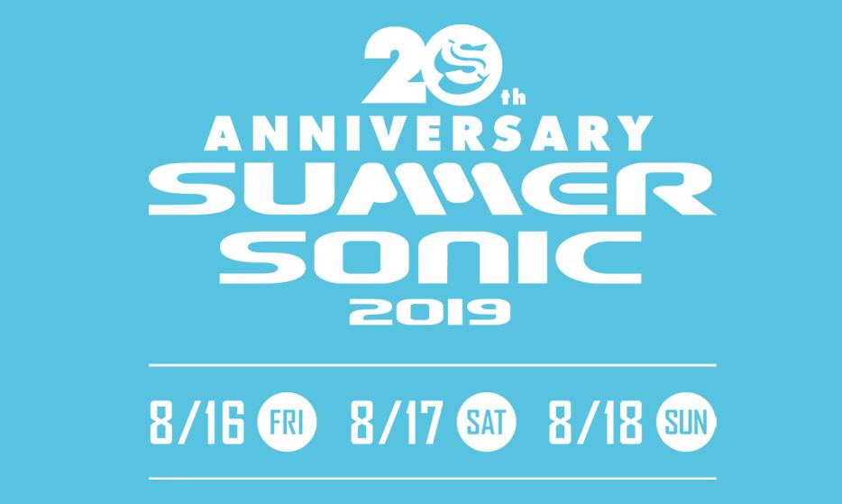 SUMMER SONIC 2019(サマーソニック)
