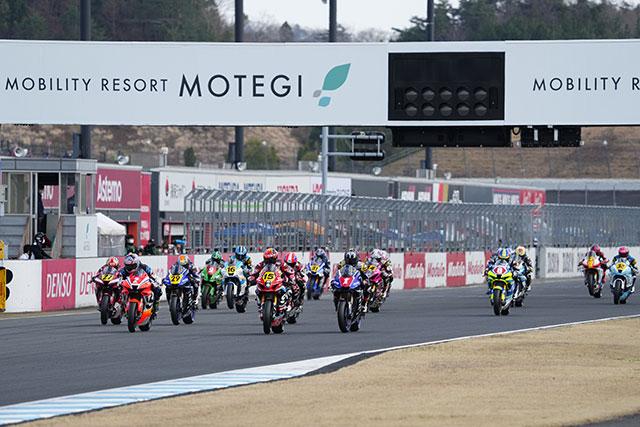 2018 MFJ全日本ロードレース選手権シリーズ 第1戦 スーパーバイクレースinもてぎ