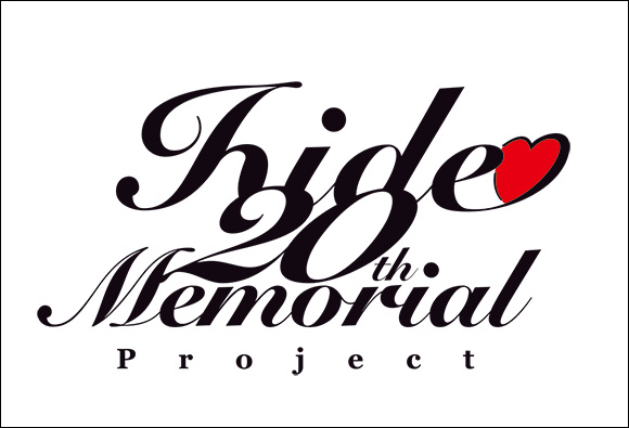 hide 20th memorial SUPER LIVE「SPIRITS」