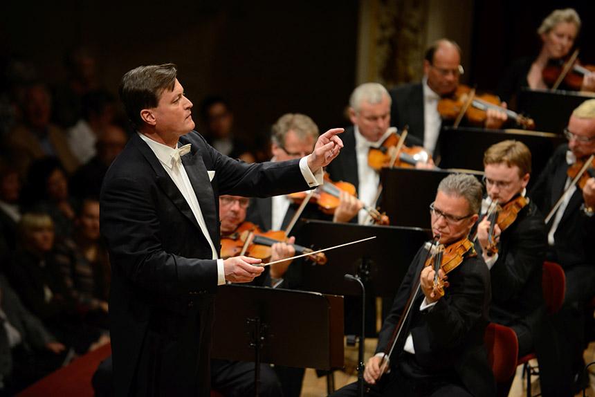 クリスティアン・ティーレマン指揮 ドレスデン国立歌劇場管弦楽団