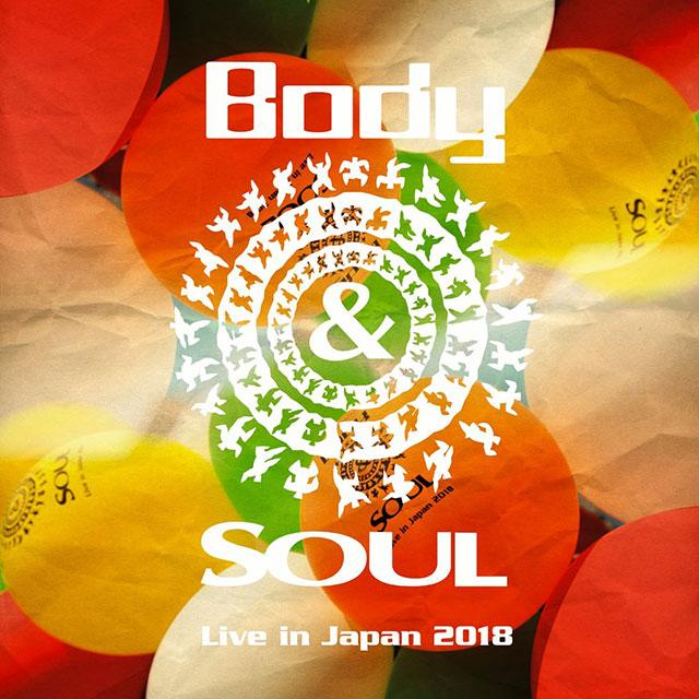 Body&SOUL JAPAN 2018