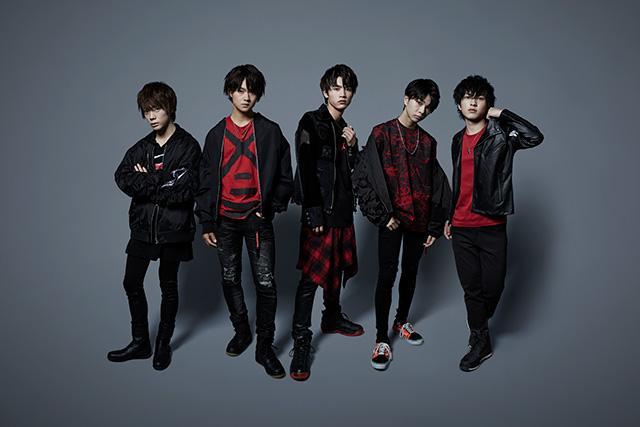 BLACK M!LK 「RED SIGNAL BATTLE in 東阪 W BLACK」