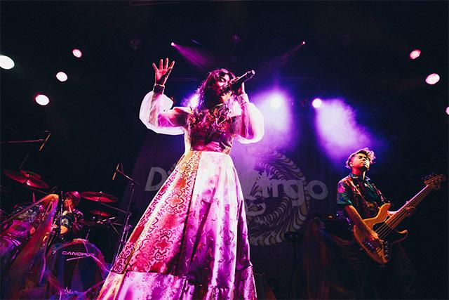 DracoVirgo 3rd LIVE TOUR