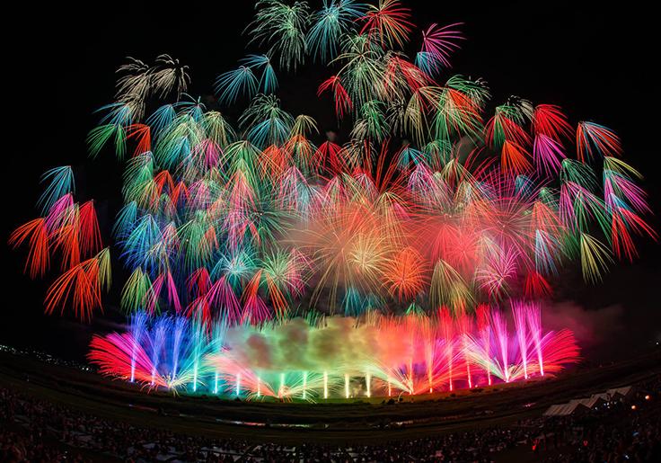 東京花火大祭~EDOMODE~Tokyo Fireworks Festival ~EDOMODE~