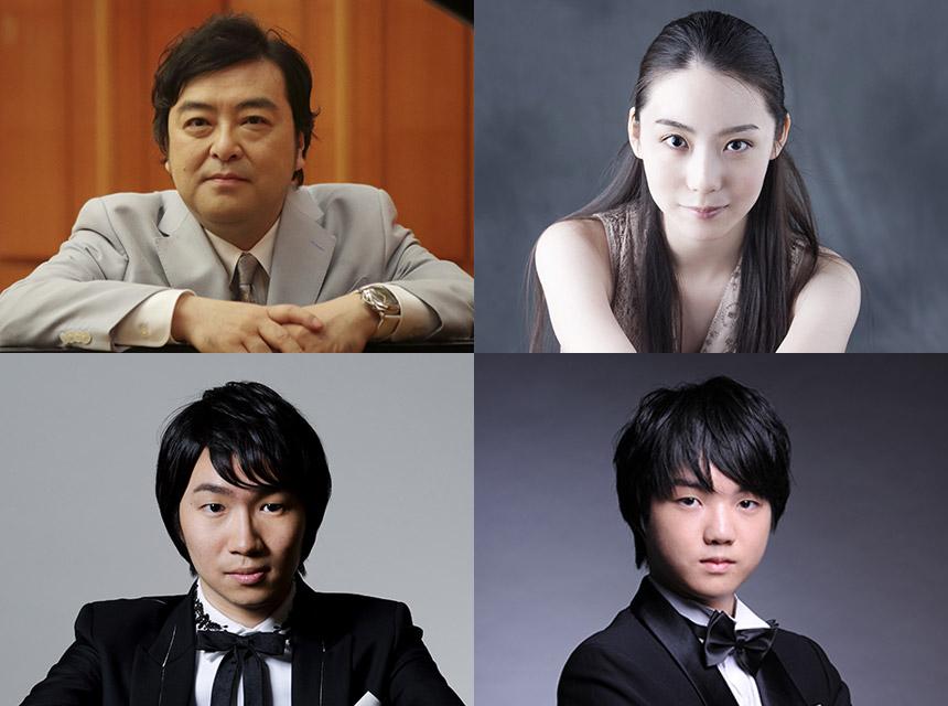 Bunkamura30周年記念 ロシアン・セレブレーション in オーチャードホール クラシック・ロシア by Pianos ~名手達の艶やかな競演~