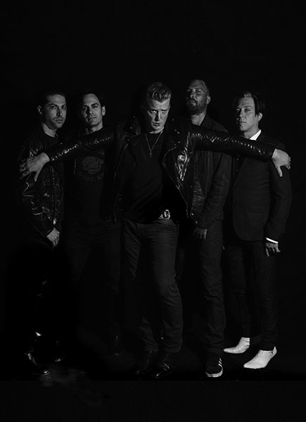 QUEENS OF THE STONE AGE(クイーンズ・オブ・ザ・ストーン・エイジ)
