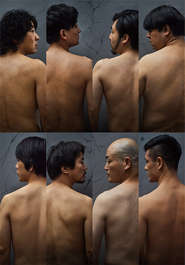 北九州芸術劇場プロデュース 九州男児劇「せなに泣く」