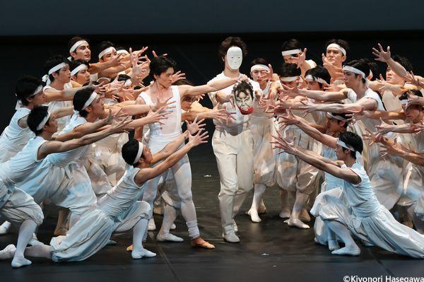 東京バレエ団 ザ・カブキ