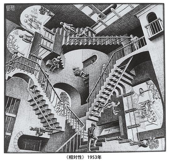 生誕120年 イスラエル博物館所蔵 ミラクル エッシャー展 奇想版画家の謎を解く8つの鍵