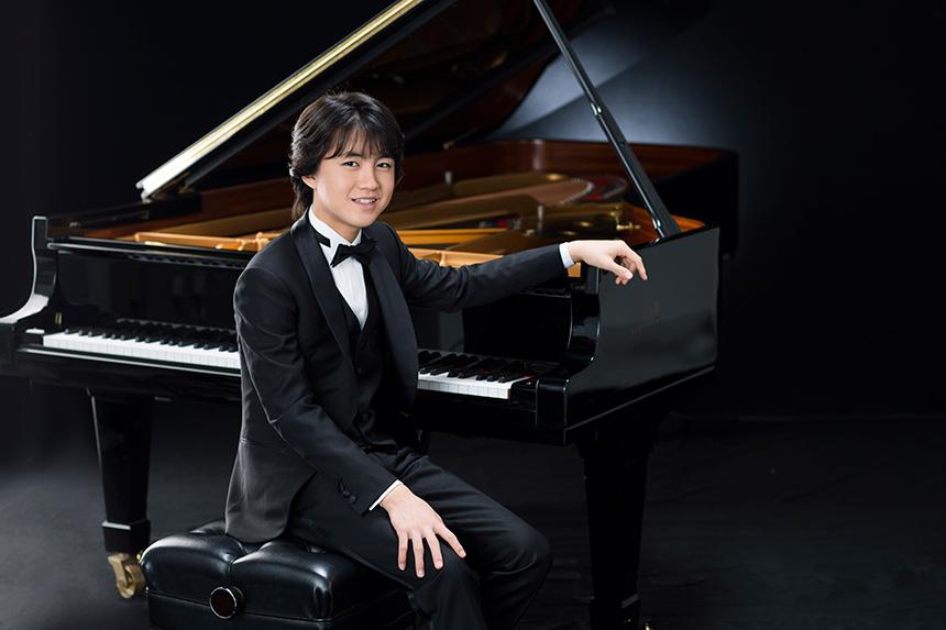 牛田智大 ピアノ・リサイタル