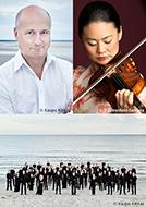 パーヴォ・ヤルヴィ指揮 エストニア・フェスティバル管弦楽団 ヴァイオリン:五嶋みどり
