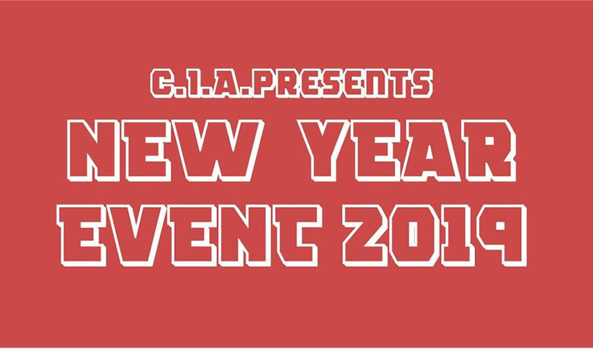 C.I.A.Presents 『NEW YEAR EVENT 2019』