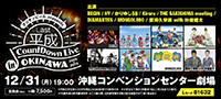 Last平成CountDown Live in OKINAWA