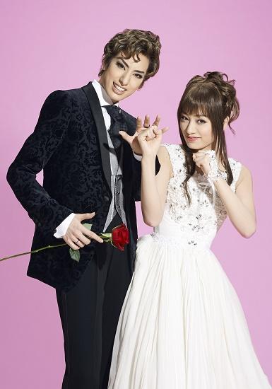 宝塚歌劇 花組 TBS赤坂ACTシアター公演 TAKARAZUKA MUSICAL ROMANCE『花より男子』
