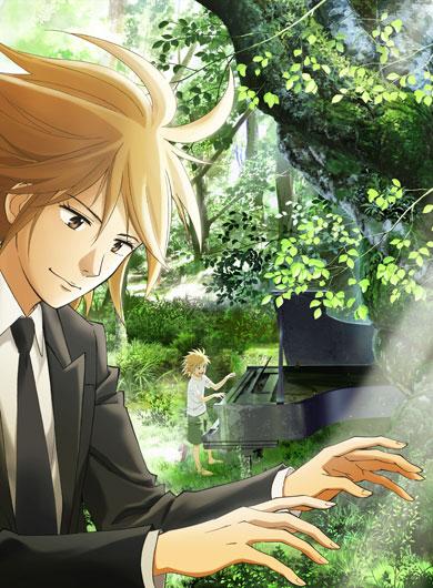 『ピアノの森』Blue-ray&DVD発売記念イベント
