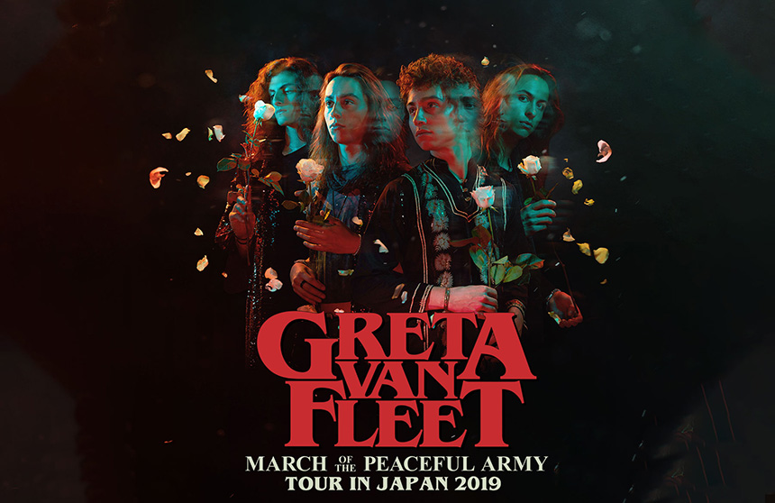 Greta Van Fleet(グレタ・ヴァン・フリート)