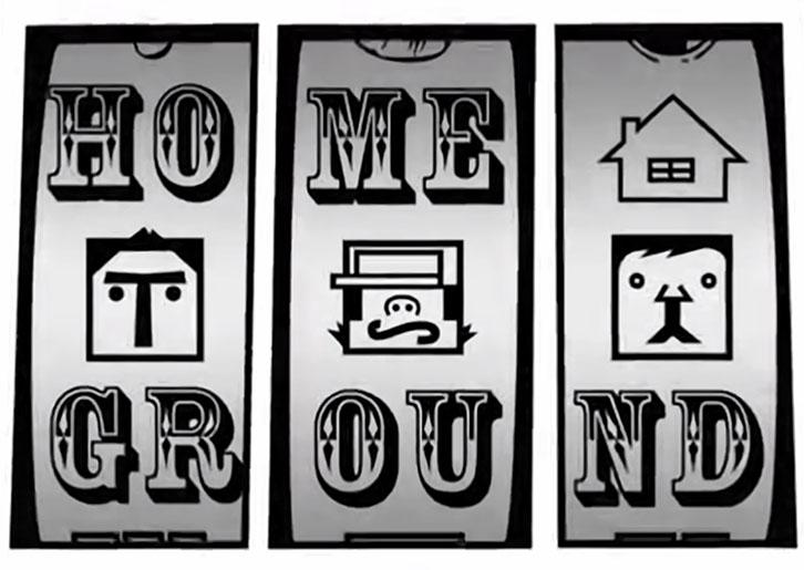 我が家 トーク&ネタライブ『HOME GROUND』