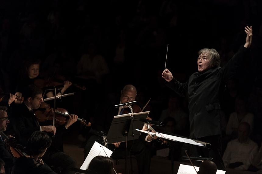 大野和士 バルセロナ交響楽団