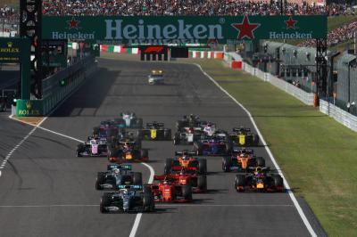 チケット情報 F1日本グランプリ