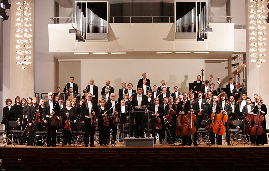 ブランデンブルグ国立管弦楽団フランクフルト 2019 日本ツアー