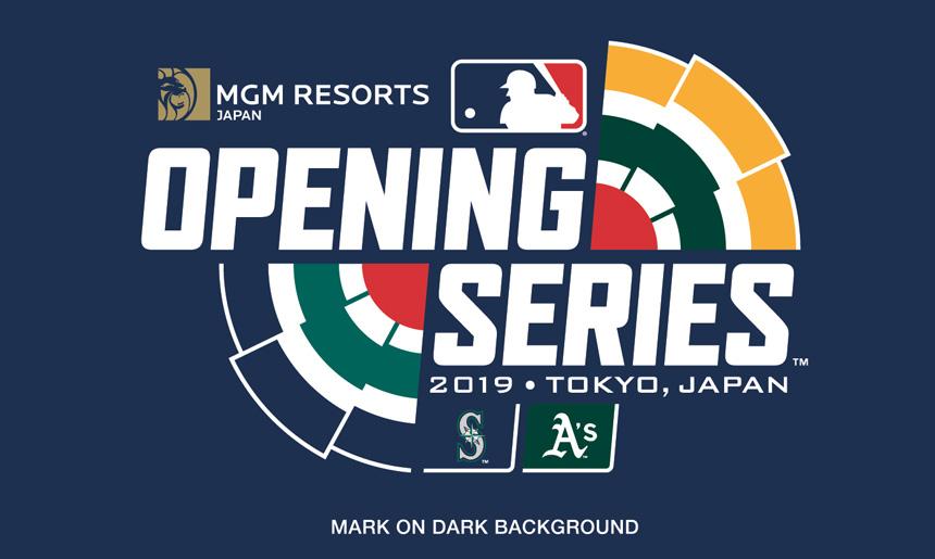 「2019 MLB開幕戦」「2019 MLB開幕戦 プレシーズンゲーム」