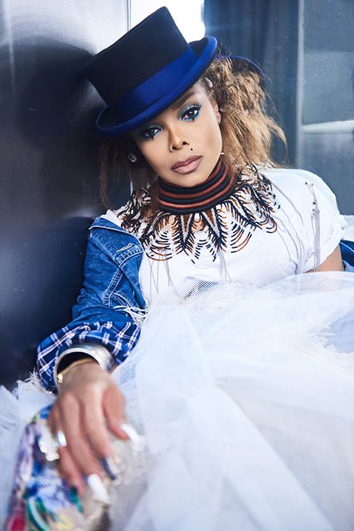 Janet Jackson(ジャネット・ジャクソン)
