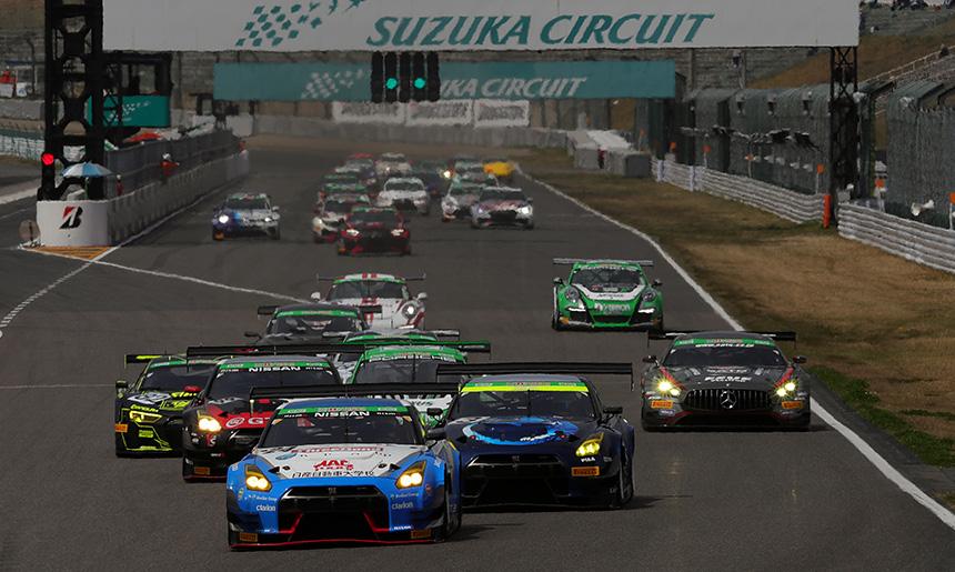 ピレリ スーパー耐久シリーズ 2019 第3戦 富士 SUPER TEC 24時間レース