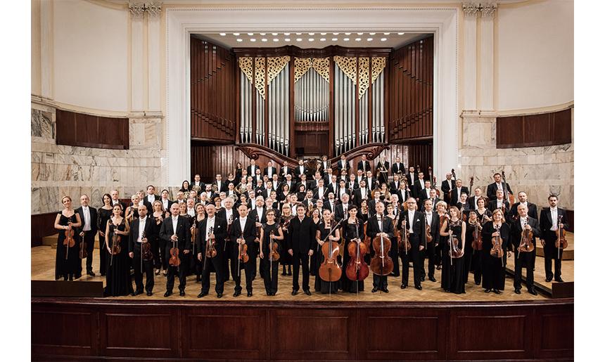 ラファウ・ブレハッチ ワルシャワ国立フィルハーモニー管弦楽団