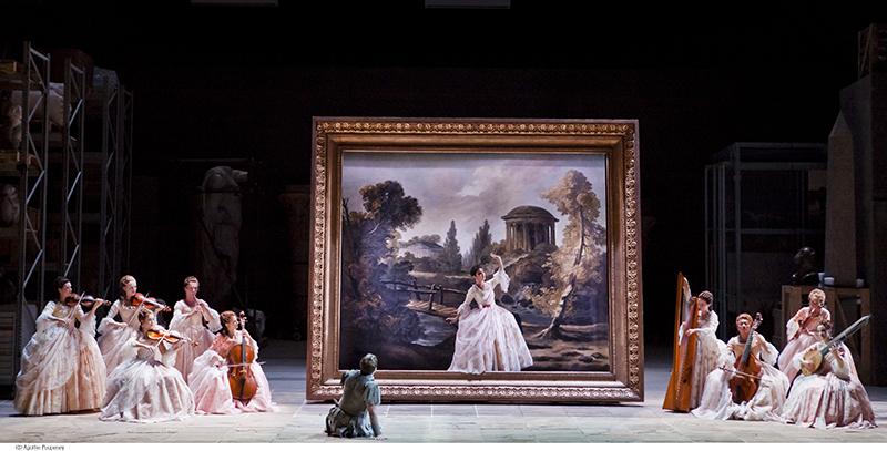新国立劇場オペラ『ジュリオ・チェーザレ』