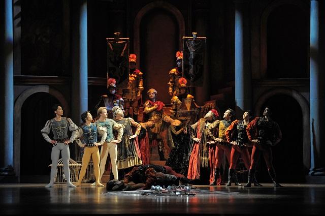 新国立劇場バレエ団『ロメオとジュリエット』