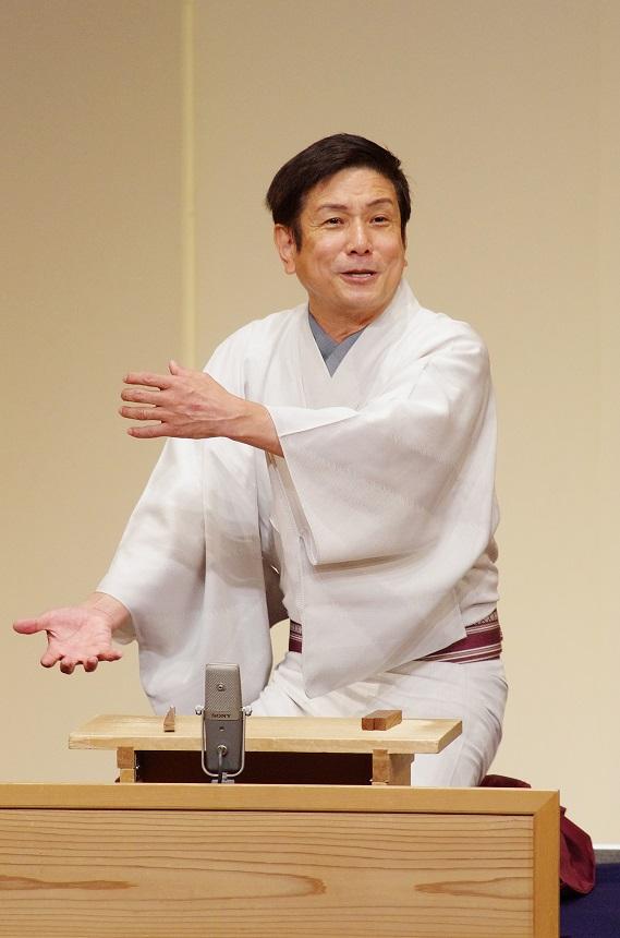 《噺小屋 夏スペシャル!》 桂米團治 独演会~米團治の吟醸噺