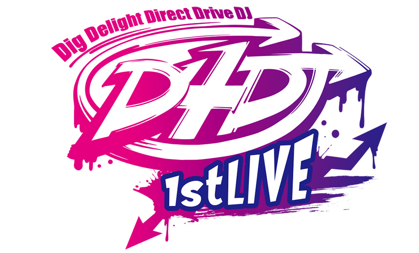 D4DJ 1st LIVE