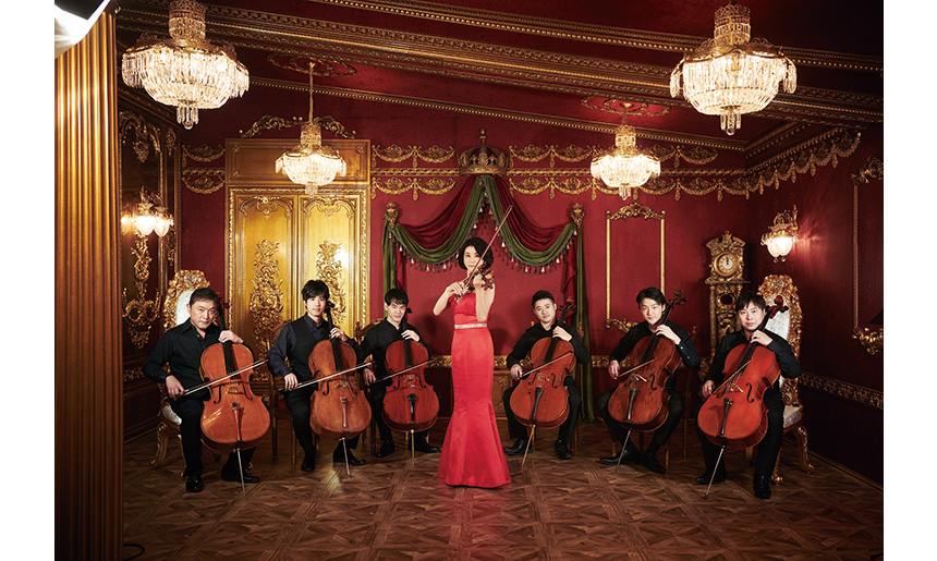 高嶋ちさ子 Super Cello 8